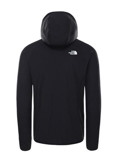 The North Face Summit L2 Fleece Kapüşonlu Erkek Sweatshirt Siyah Siyah